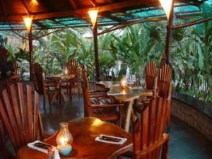 Hotel Tropico Latino restaurant